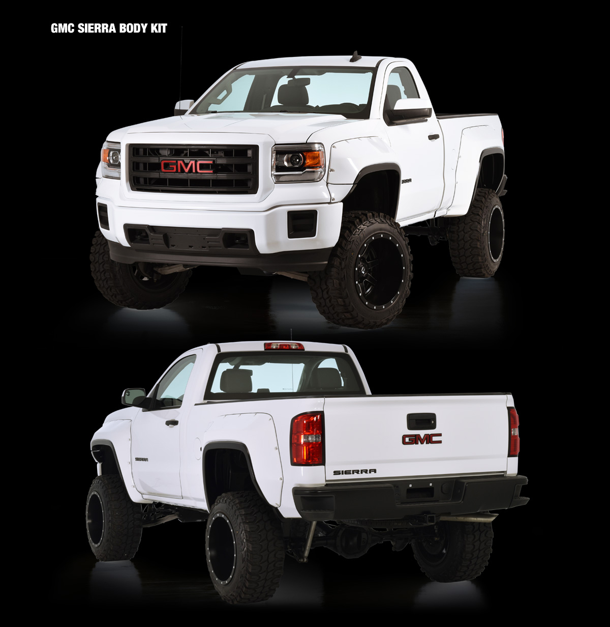GMC SIERRA BODY KIT
